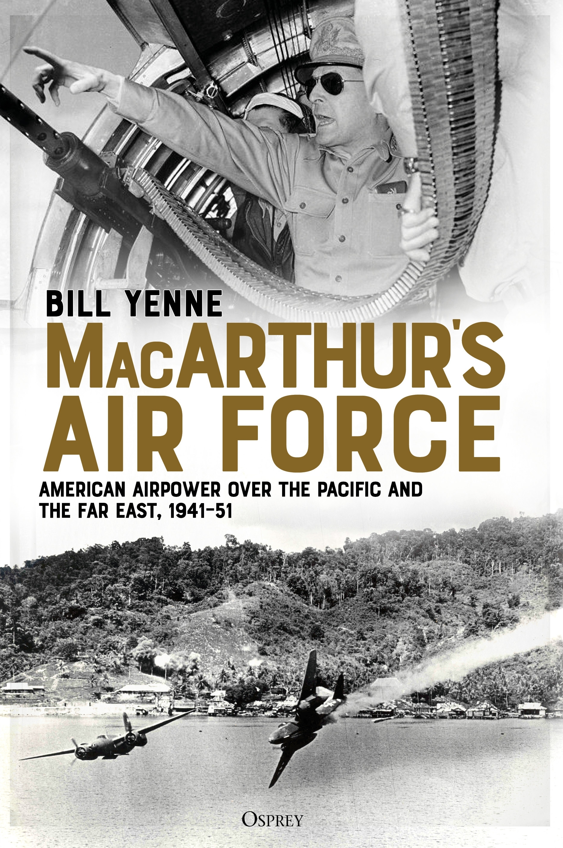 MacArthur's Air Force Cover