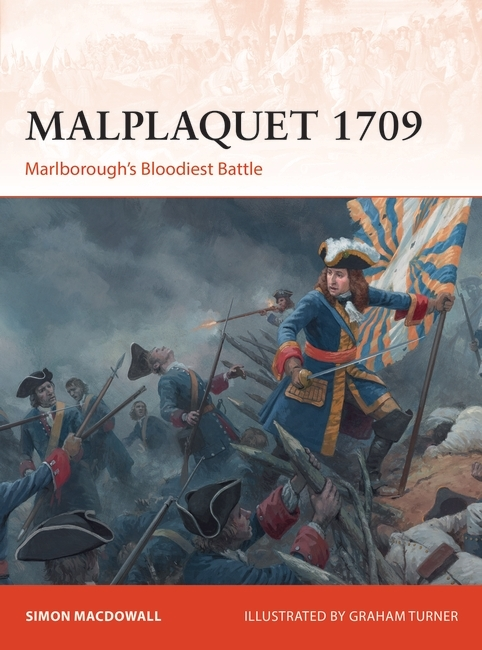 Malplaquet 1709 Cover