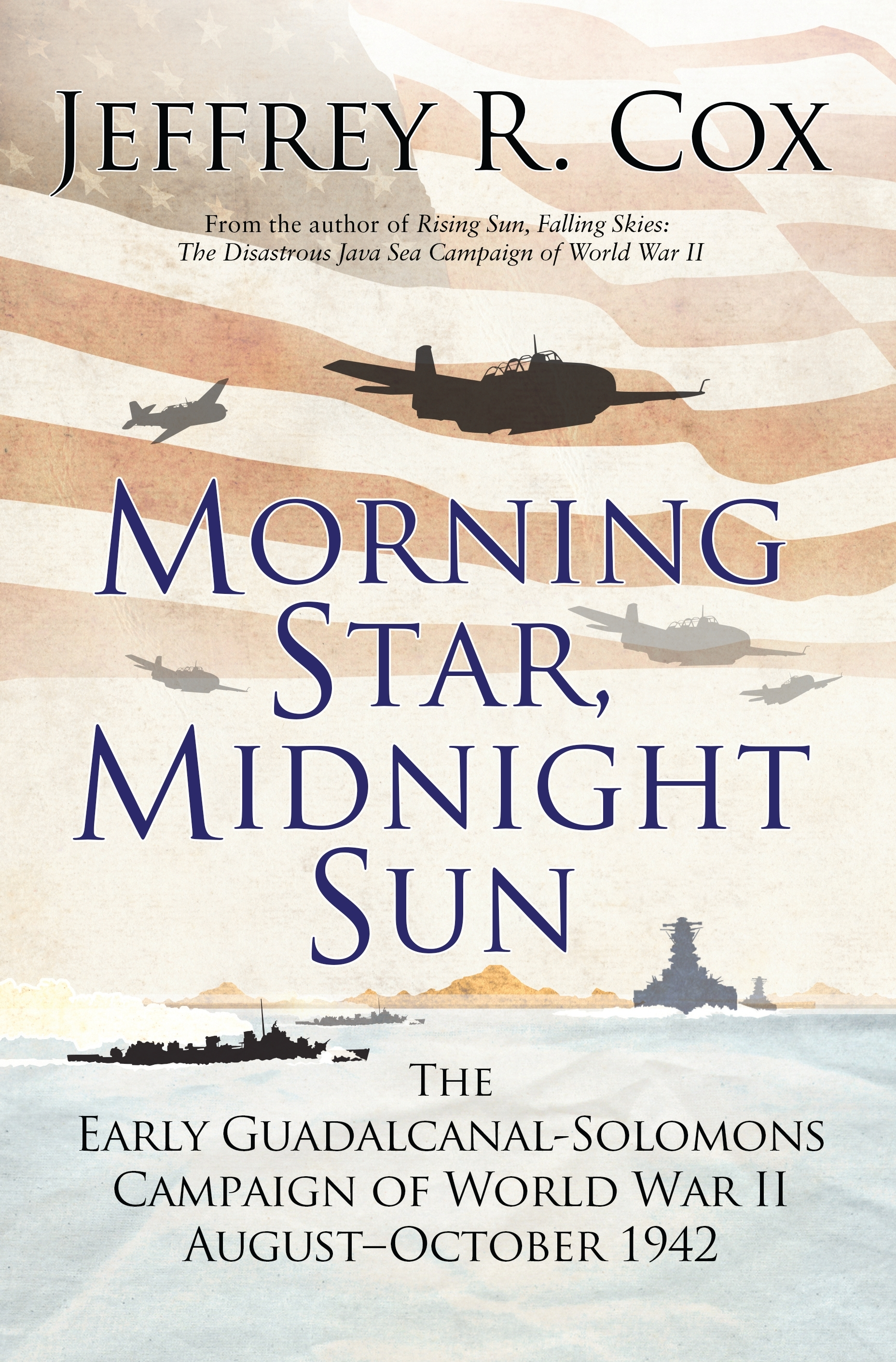 Morning Star Midnight Sun cover