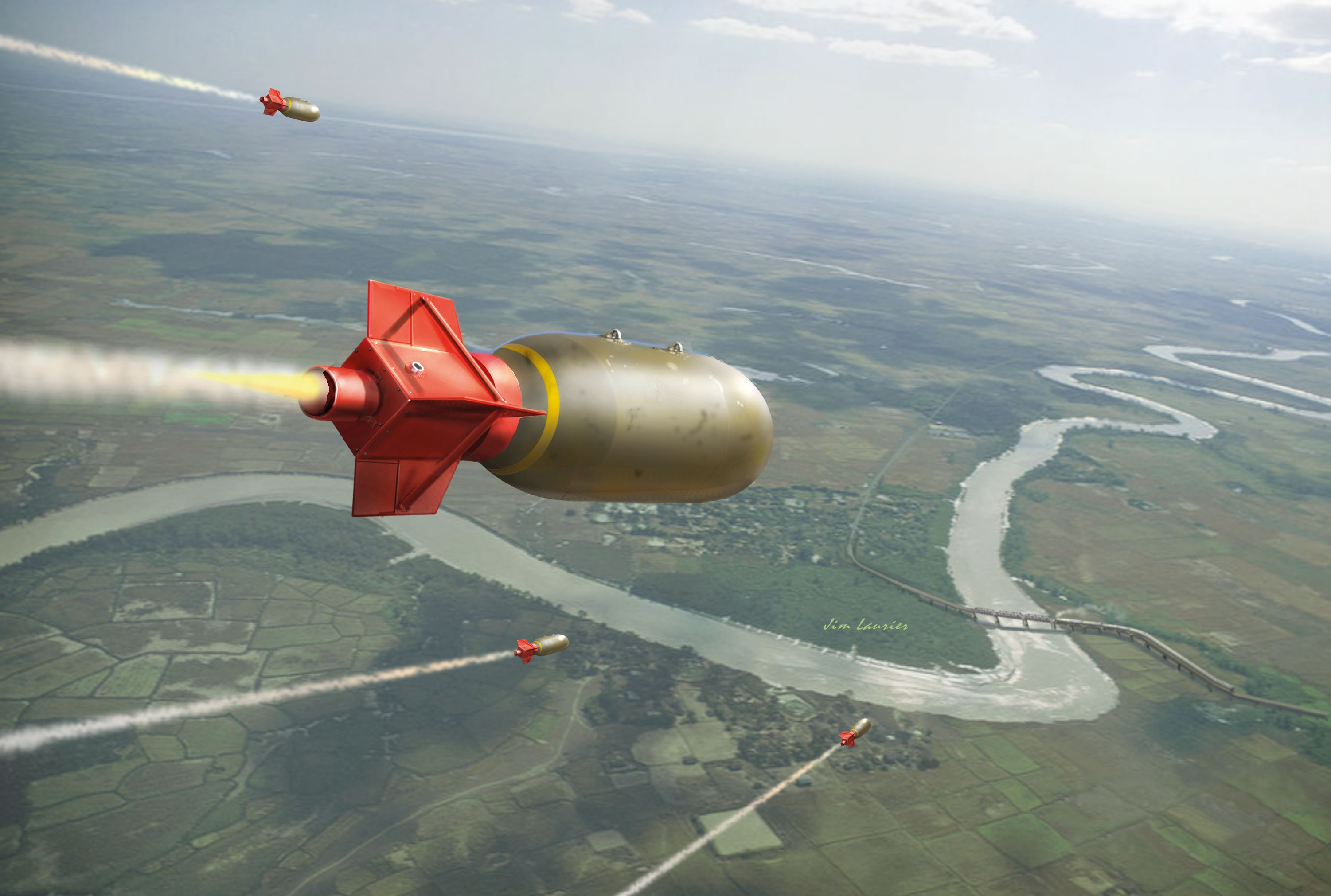 American Guided Missiles of World War II Cover