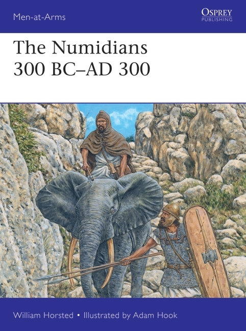 Numidian Cover