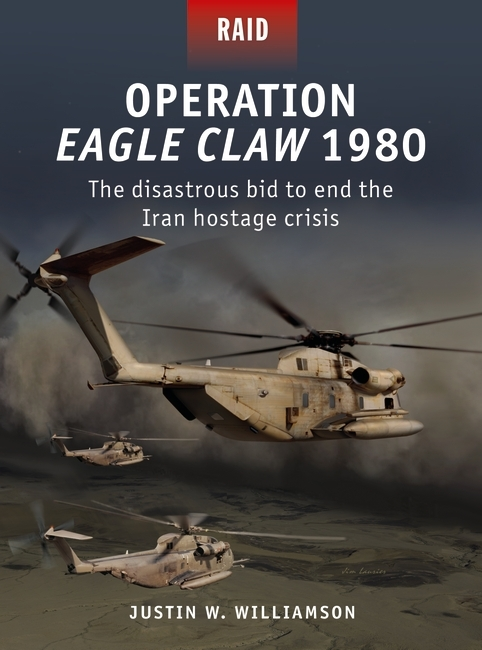 Operation Eagle Claw 1980 Cover