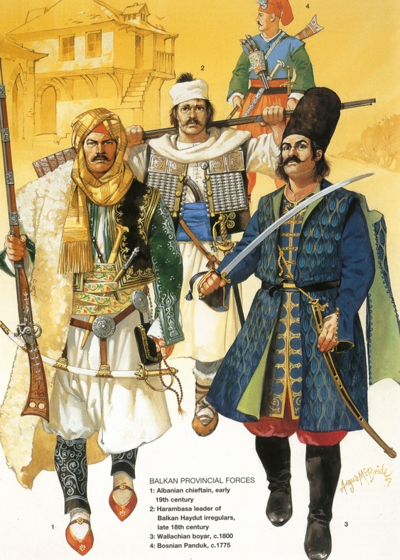 Non Muslim Perspective On The Revolution Of Imam Hussain: The Armies Of The Ottoman Empire