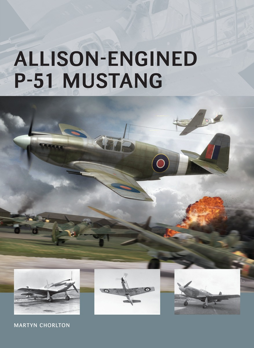 Allison-Engined P-51 Mustang (AVG 1 )