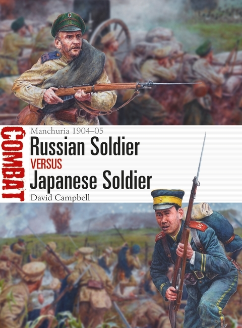 Russian Soldier vs Japanese Soldier Cover