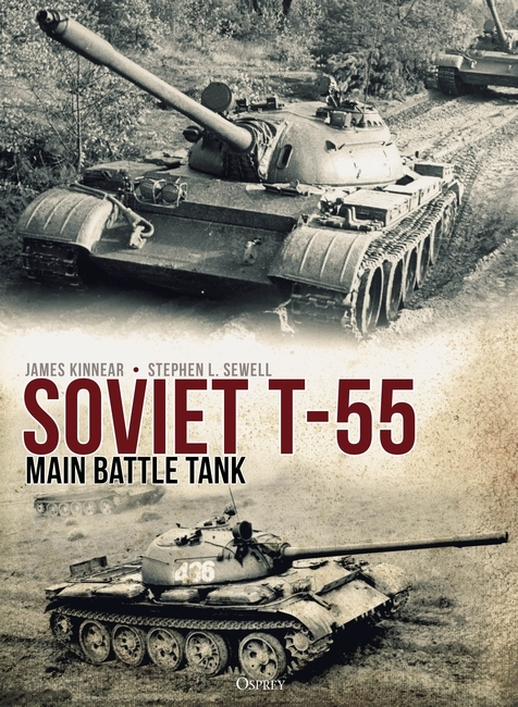 Soviet T-55 Main Battle Tank