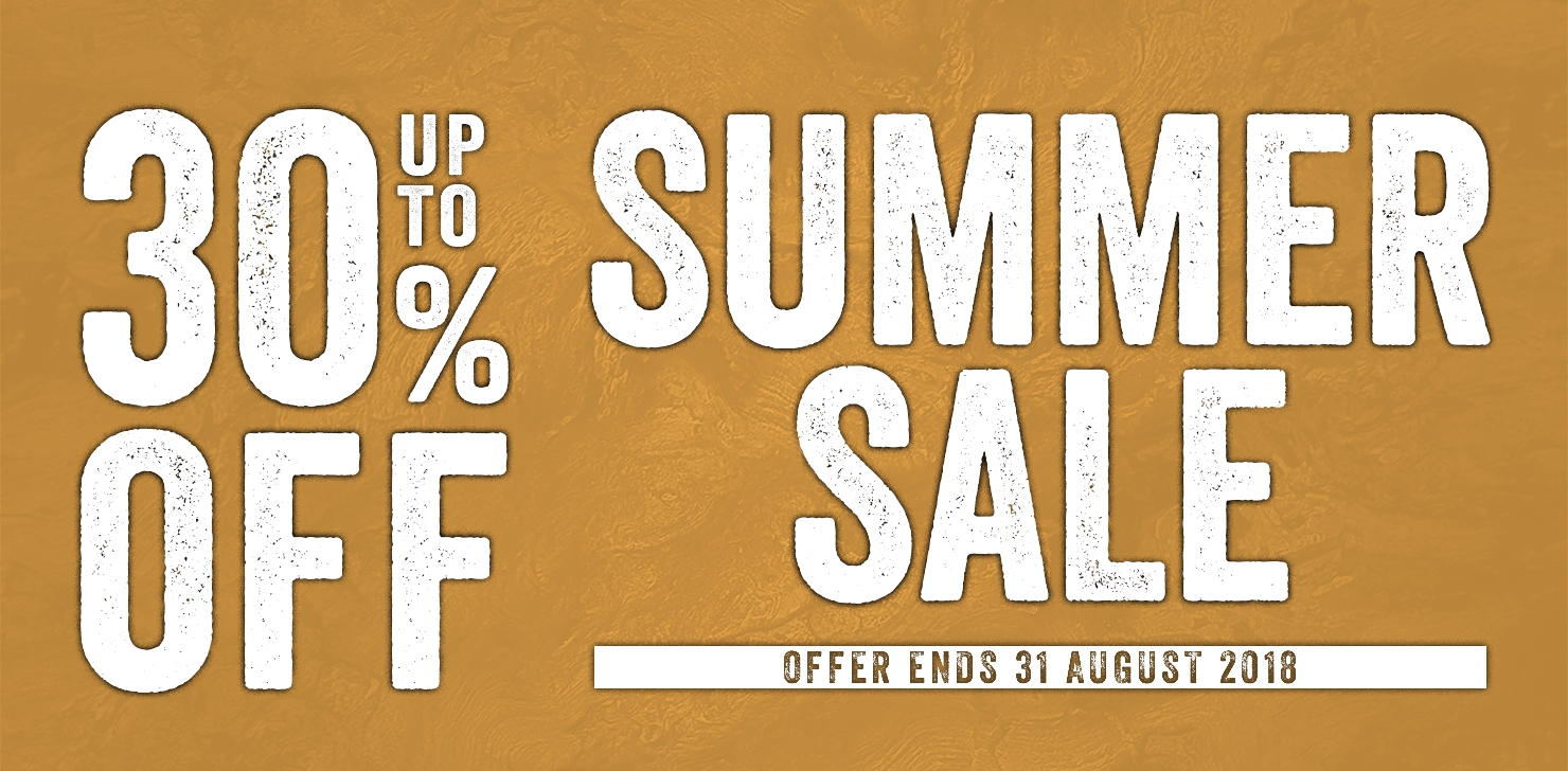Summer Sale up to 30% off