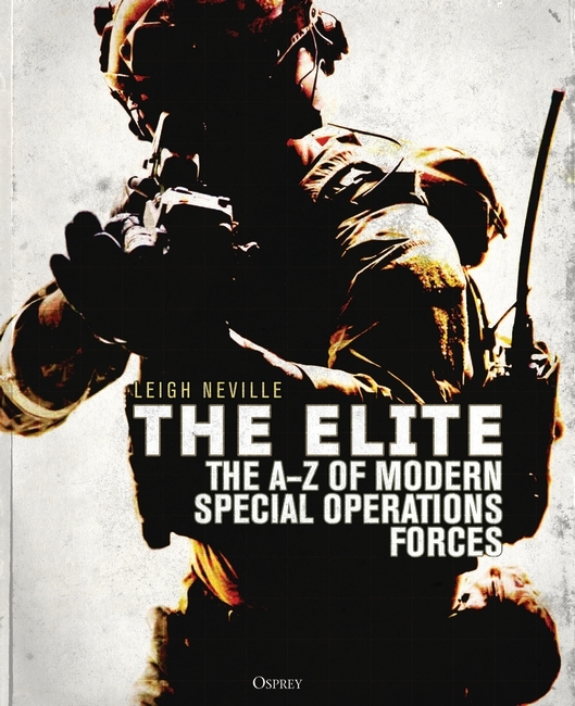 The Elite Book Cover