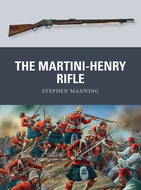 The Martini-Henry Rifle Cover