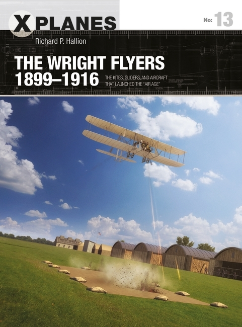 The Wright Flyers Cover