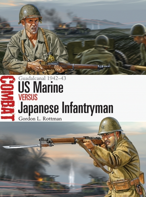 US Marine vs Japanese Infantryman Cover