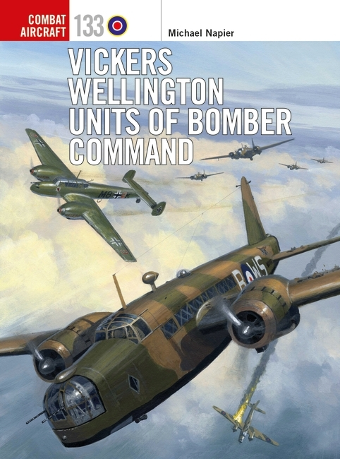 Vickers Wellington Units of Bomber Command Cover