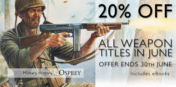 20% discount on Weapon titles