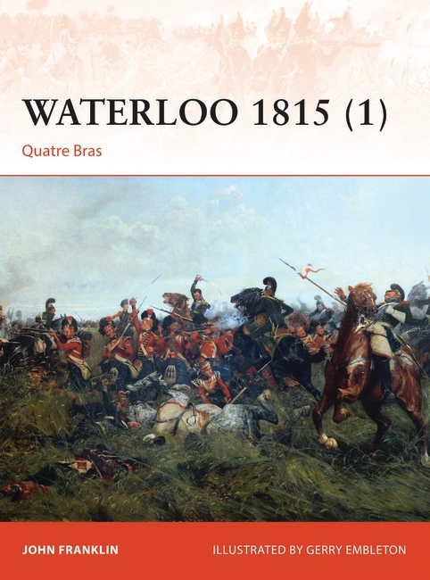 Waterloo 1815 (1) Cover