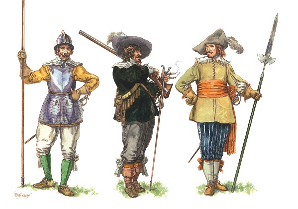 dutch armies