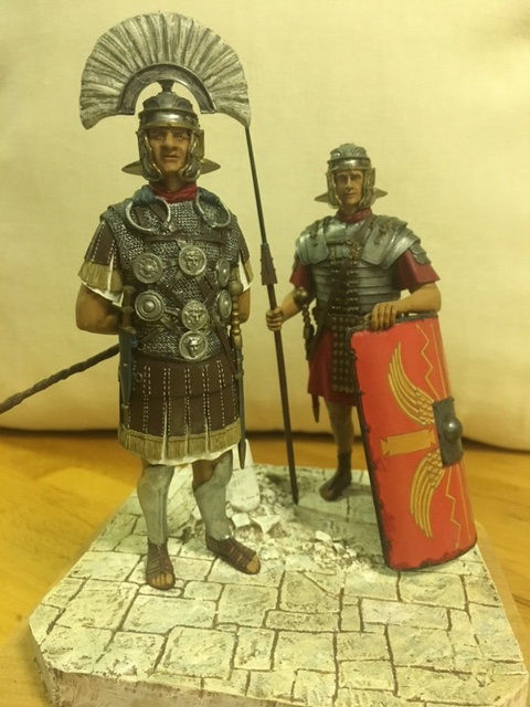 Miniature Modelling Competition Ancient Rome